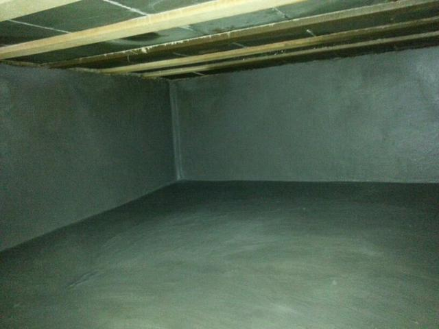 Reservatórios d'água no condomínio: tratamento de infiltrações e limpeza